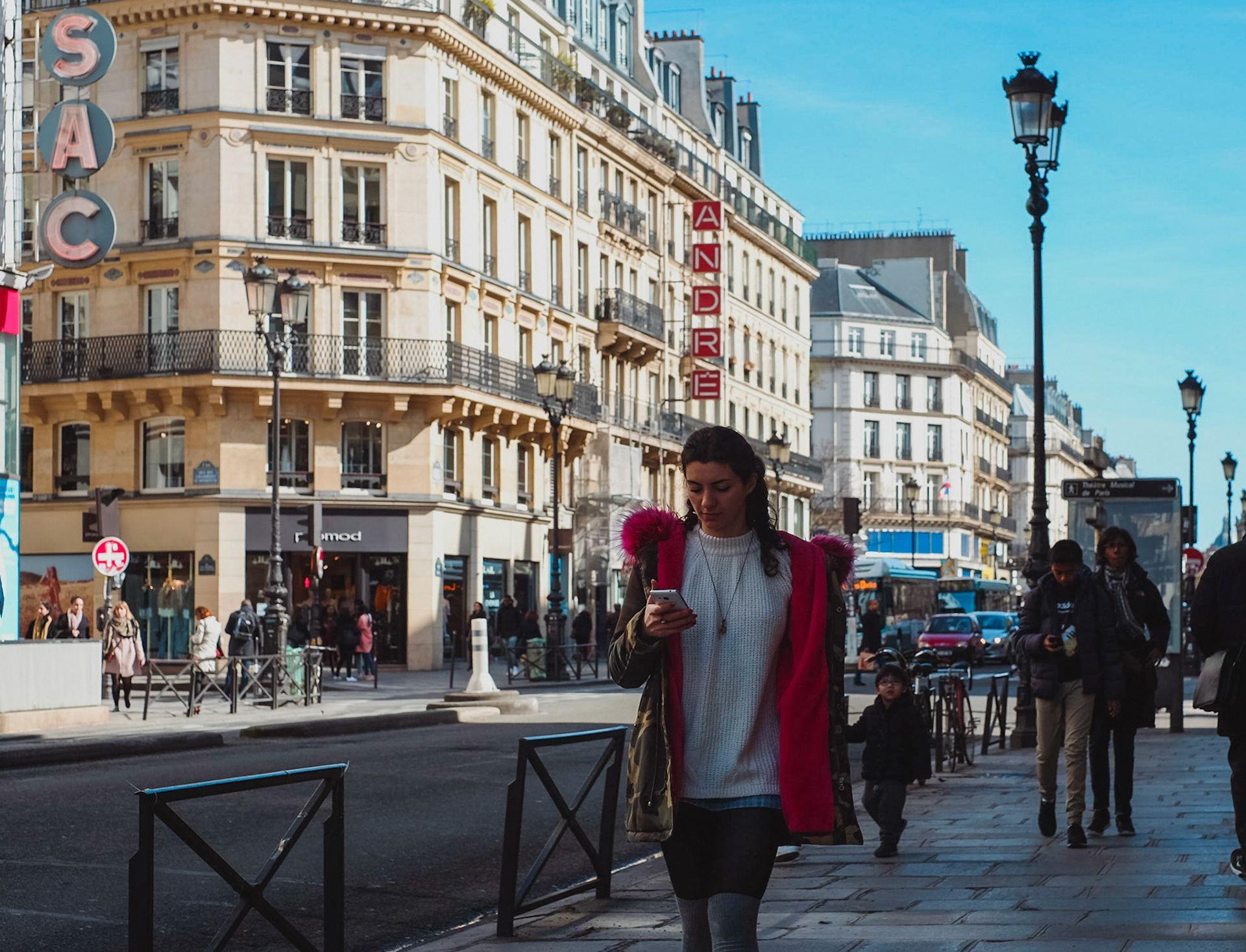 Paris streetlife