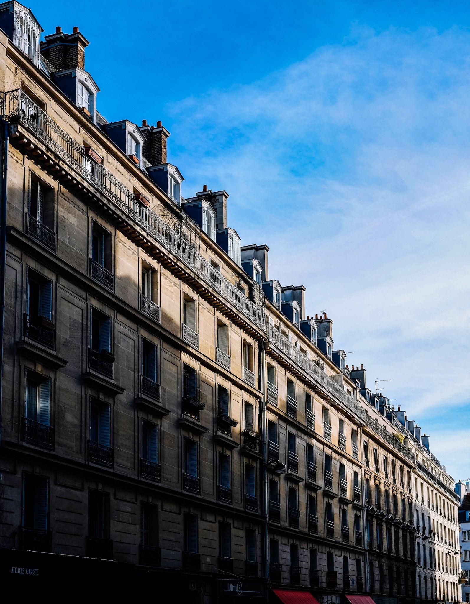 Paris residences