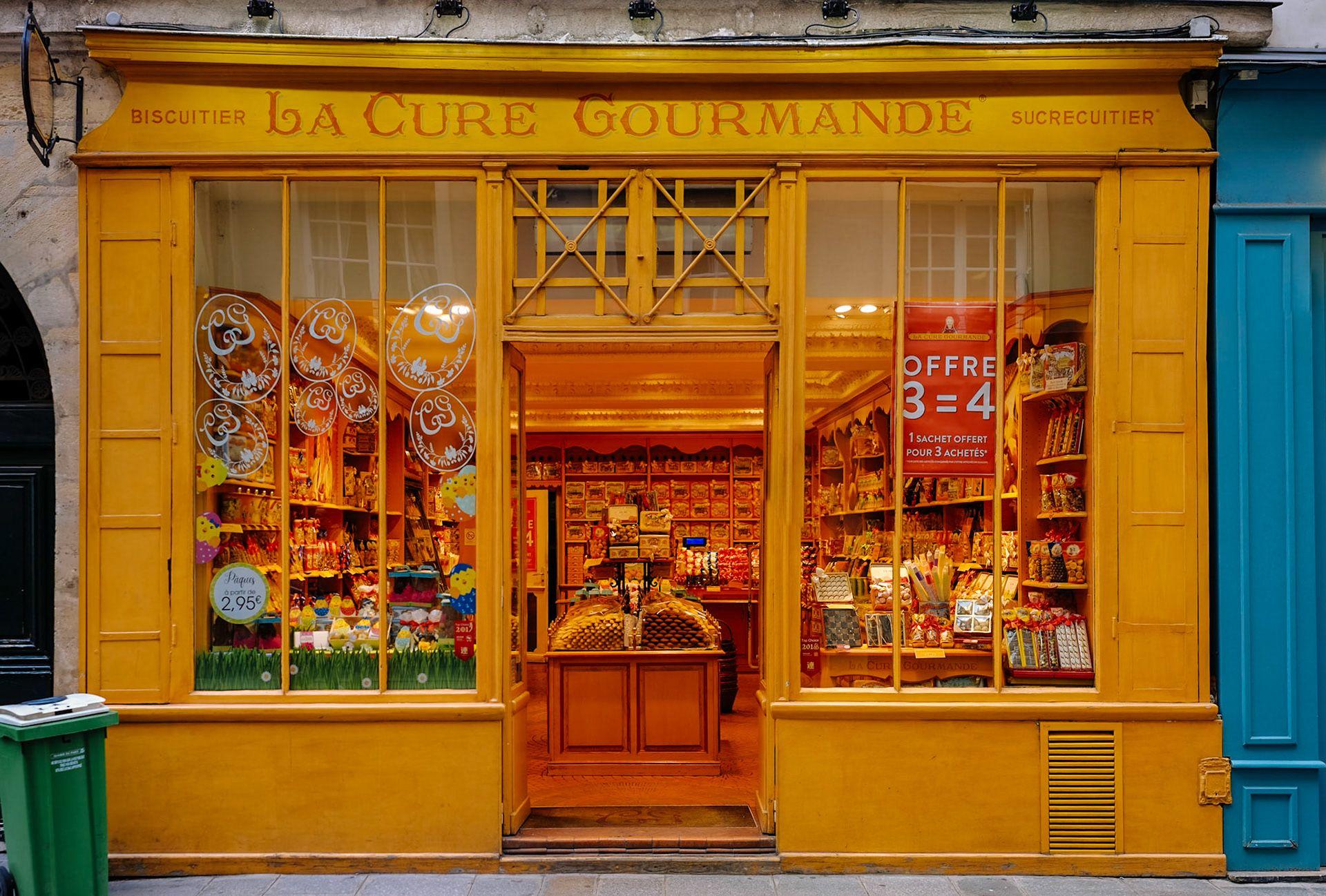 La Cure Gourmande sweet shop