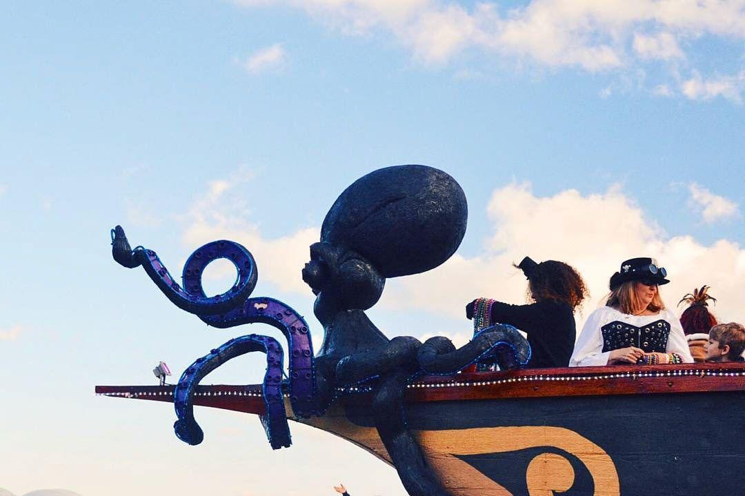 Gasparilla Parade