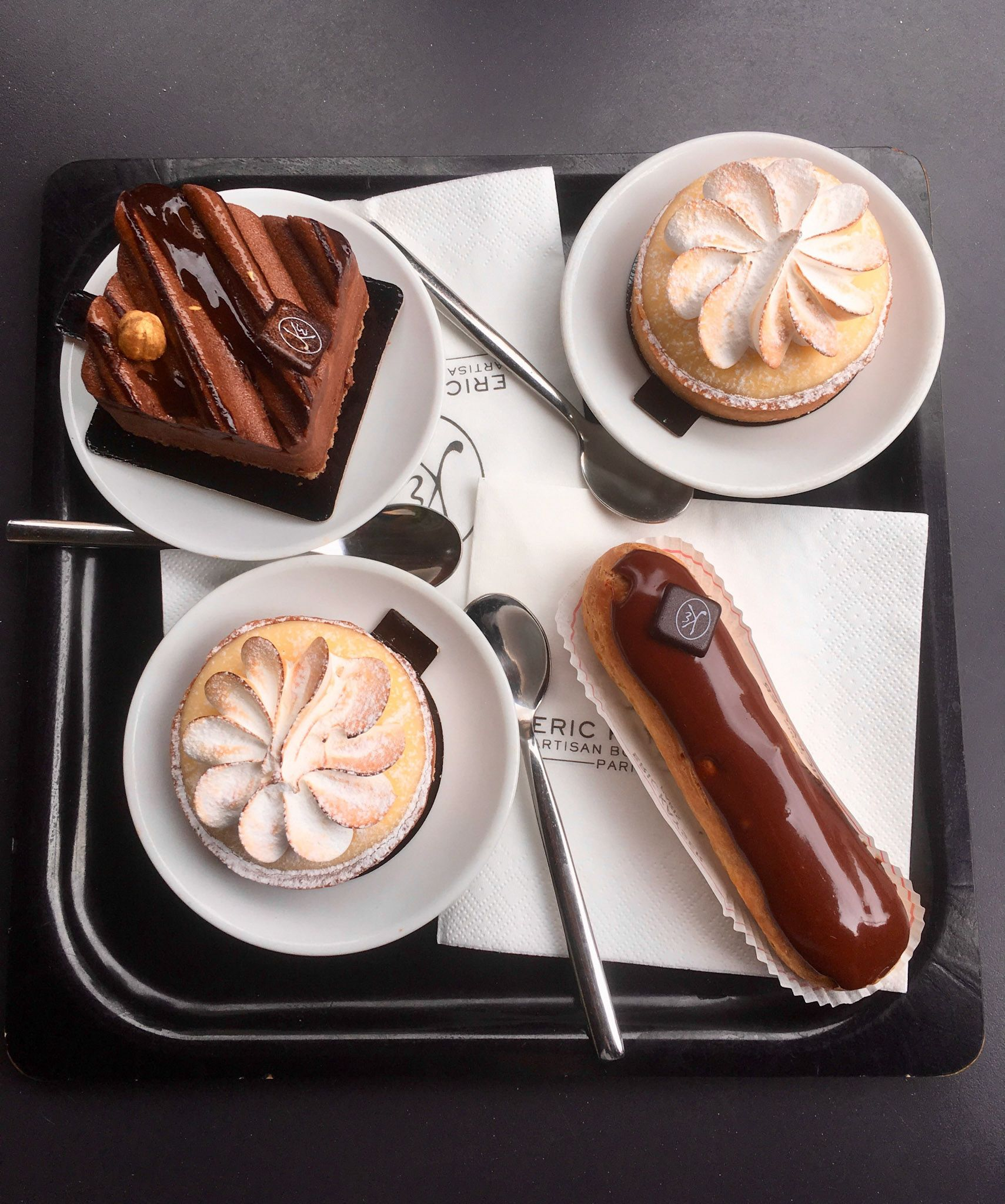 Pastries from Eric Kayser