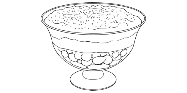The trifle