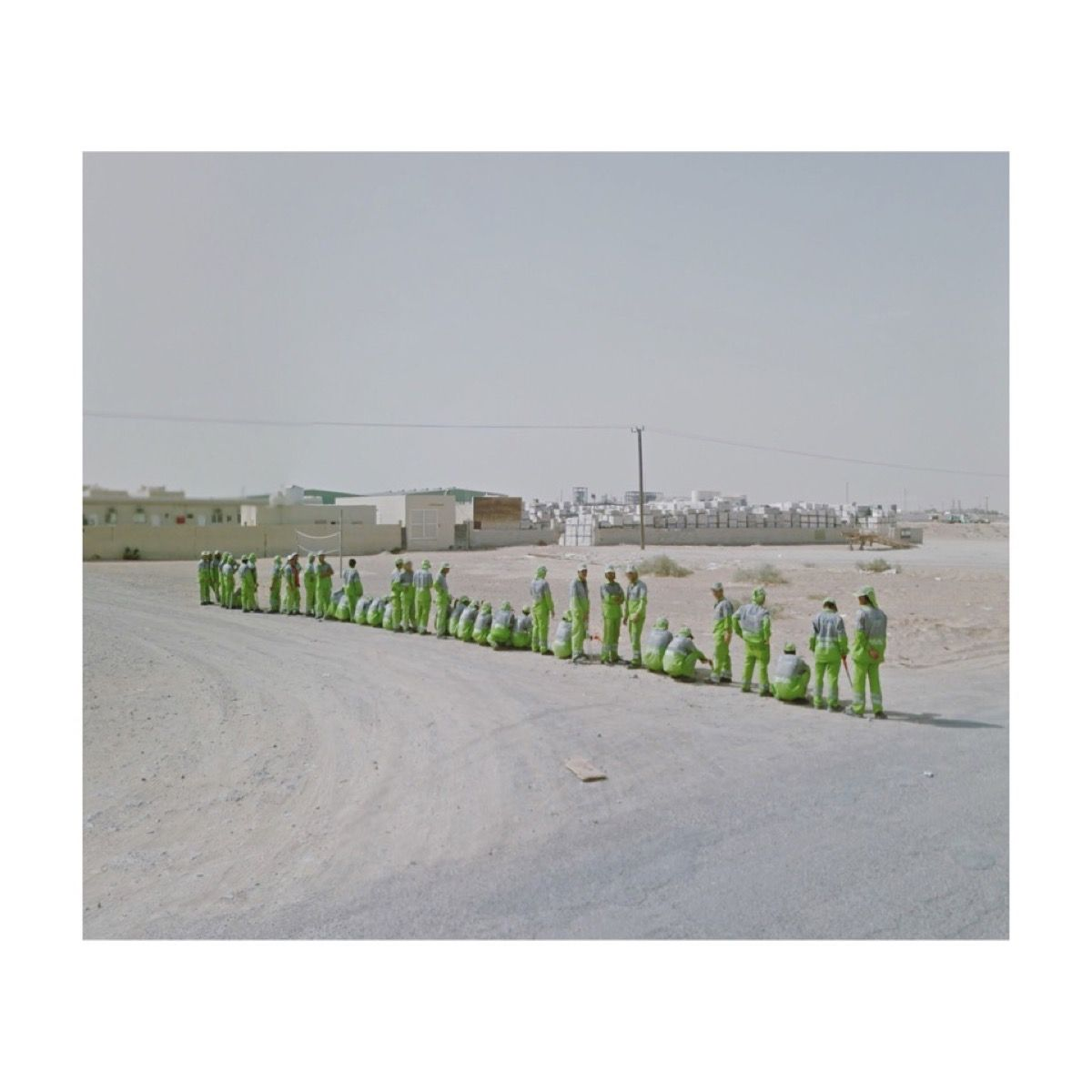 Green Men, UAE. Google Copyright/Created by Jacqui Kenny