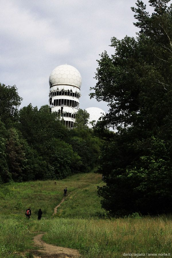 Teufelsberg by Dario-Jacopo Lagana' is licensed under CC BY-NC-ND 2.0