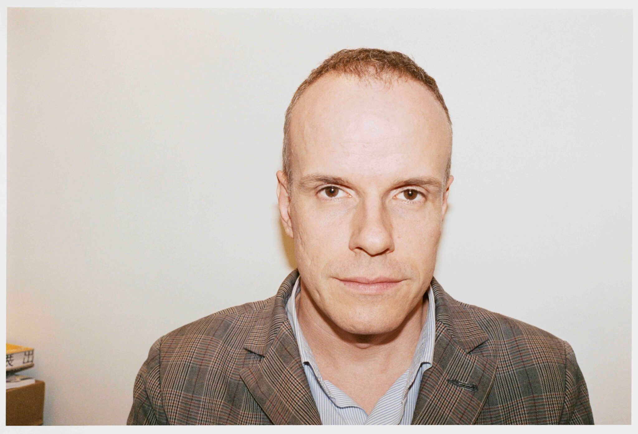 Hans-Ulricht Obrist, photographed by Jürgen Teller. Photo used with permission.