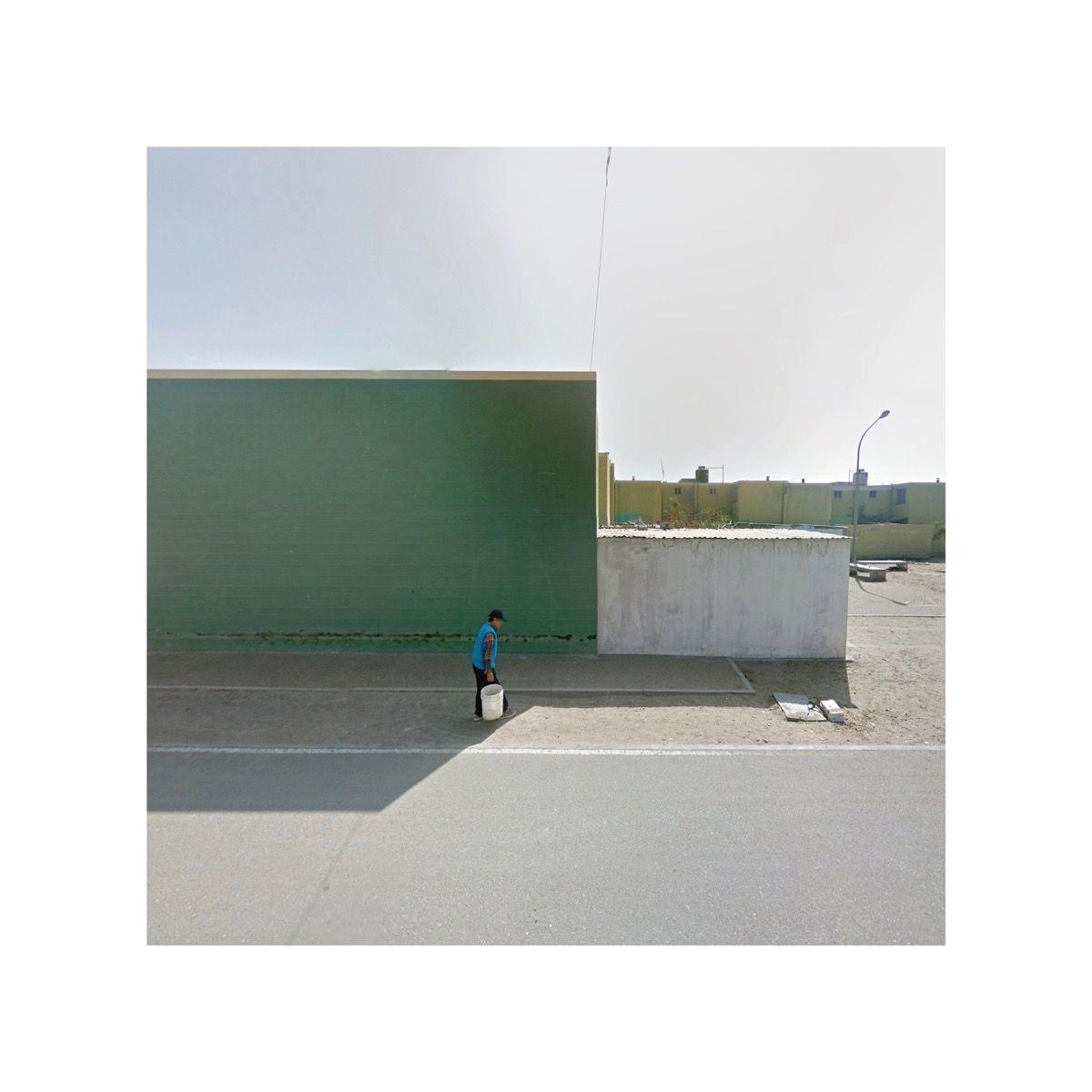 Green Wall, Peru. Google Copyright/Created by Jacqui Kenny