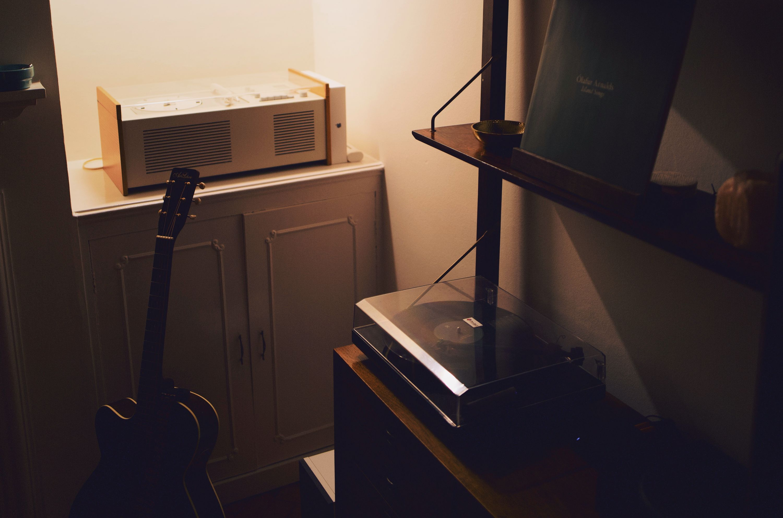 music corner