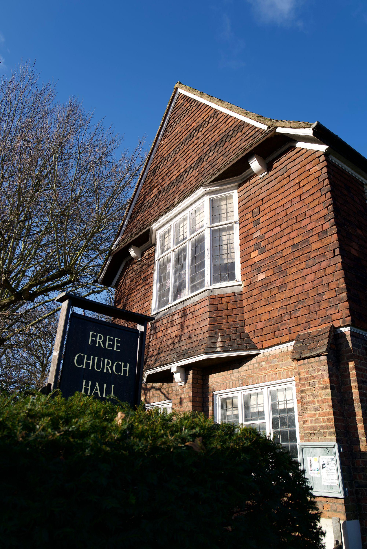 free church hall