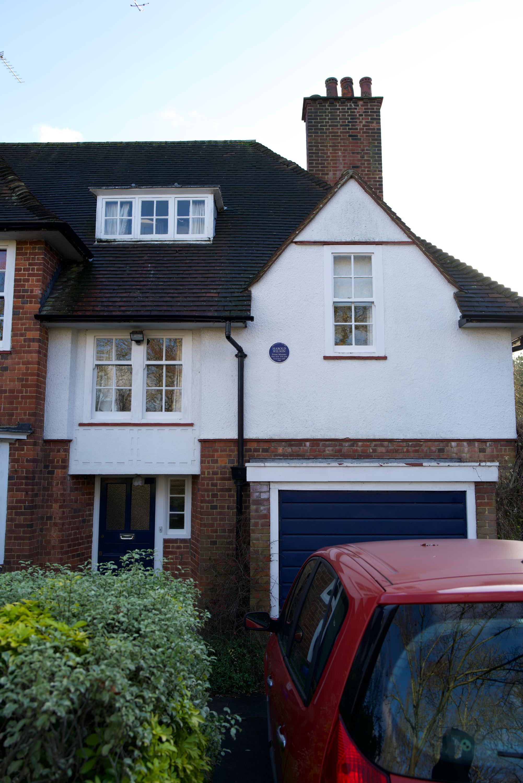 harold wilson's house