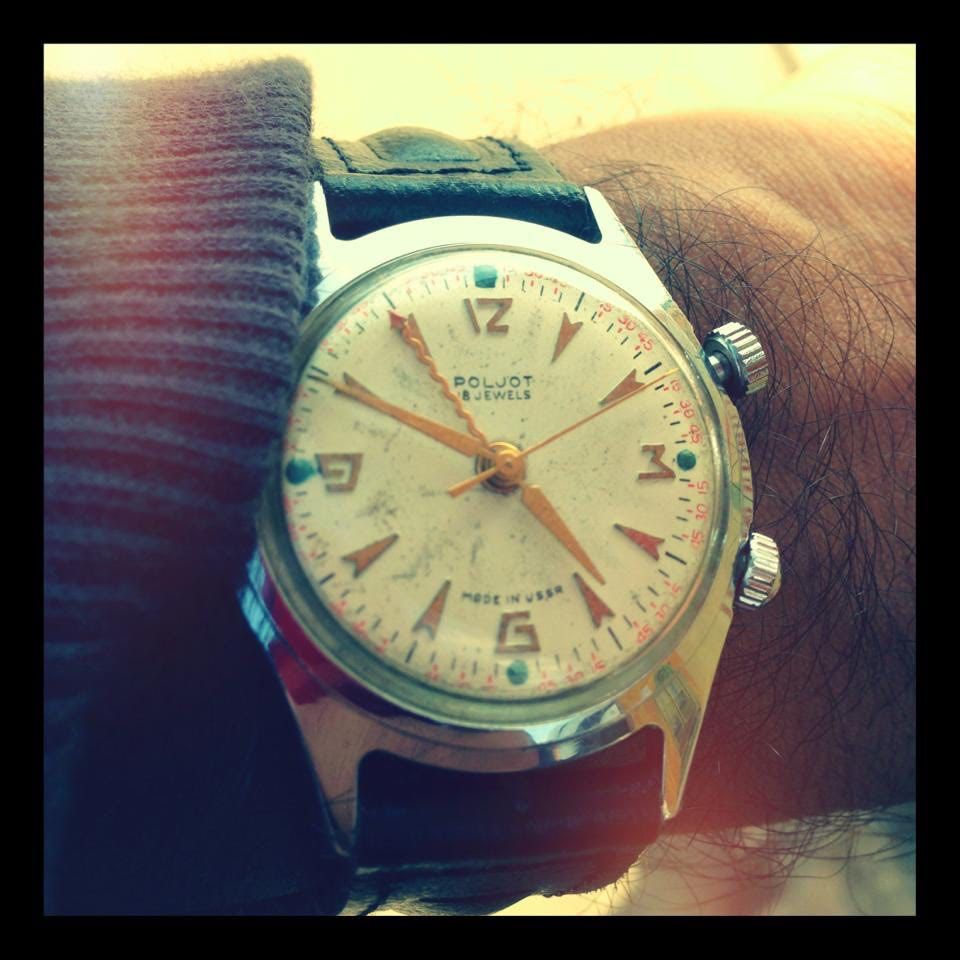 The Soviet Watch