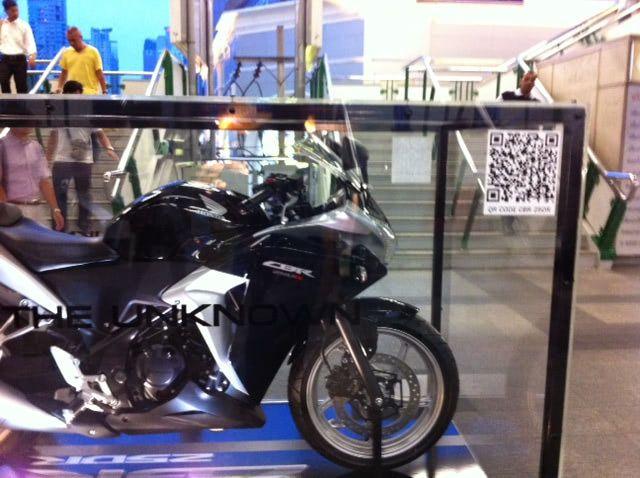 Qr code in Thailand