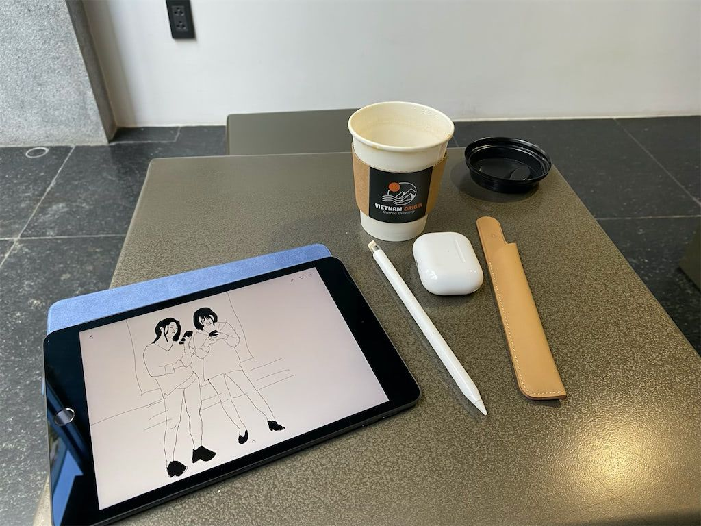 Using iPad only