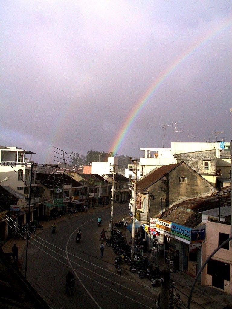 Rainbow in Dalat