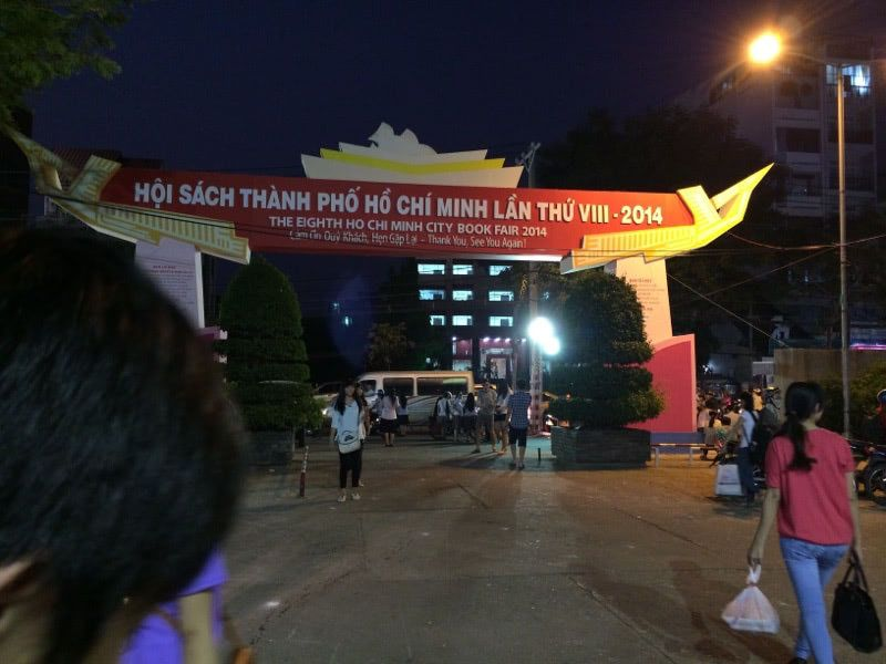 The Ho Chi Minh Book Fair