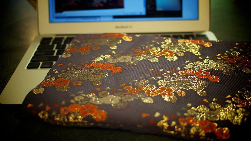Japanese fabric case
