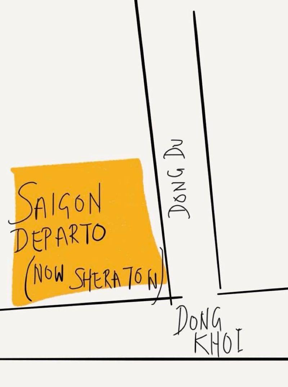 Saigon Departo