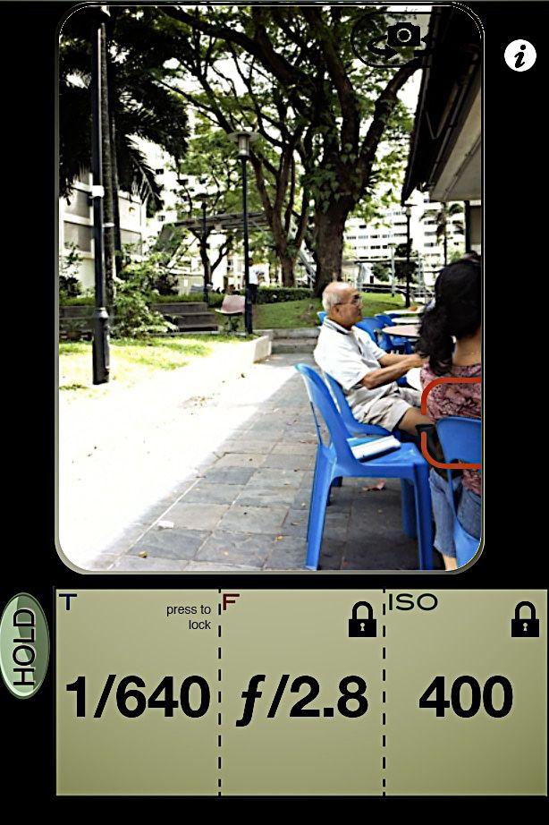Fed 5b camera