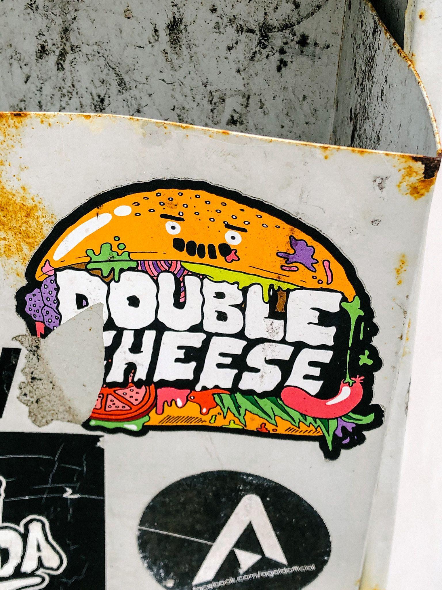 doubleheese