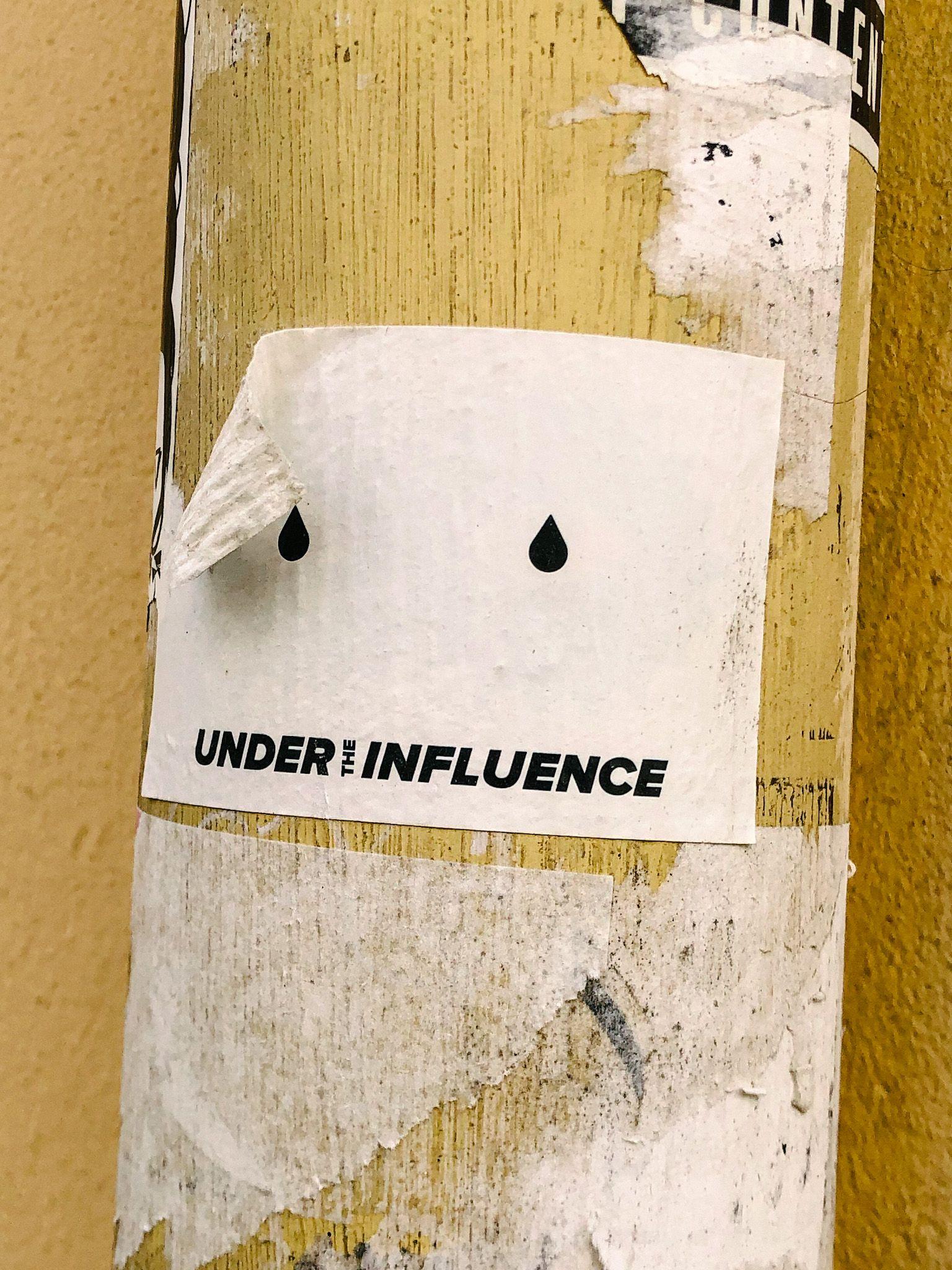 undertheinfluence