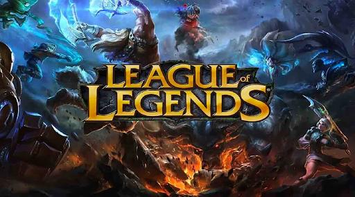League of Legends (Riot Games, 2009)