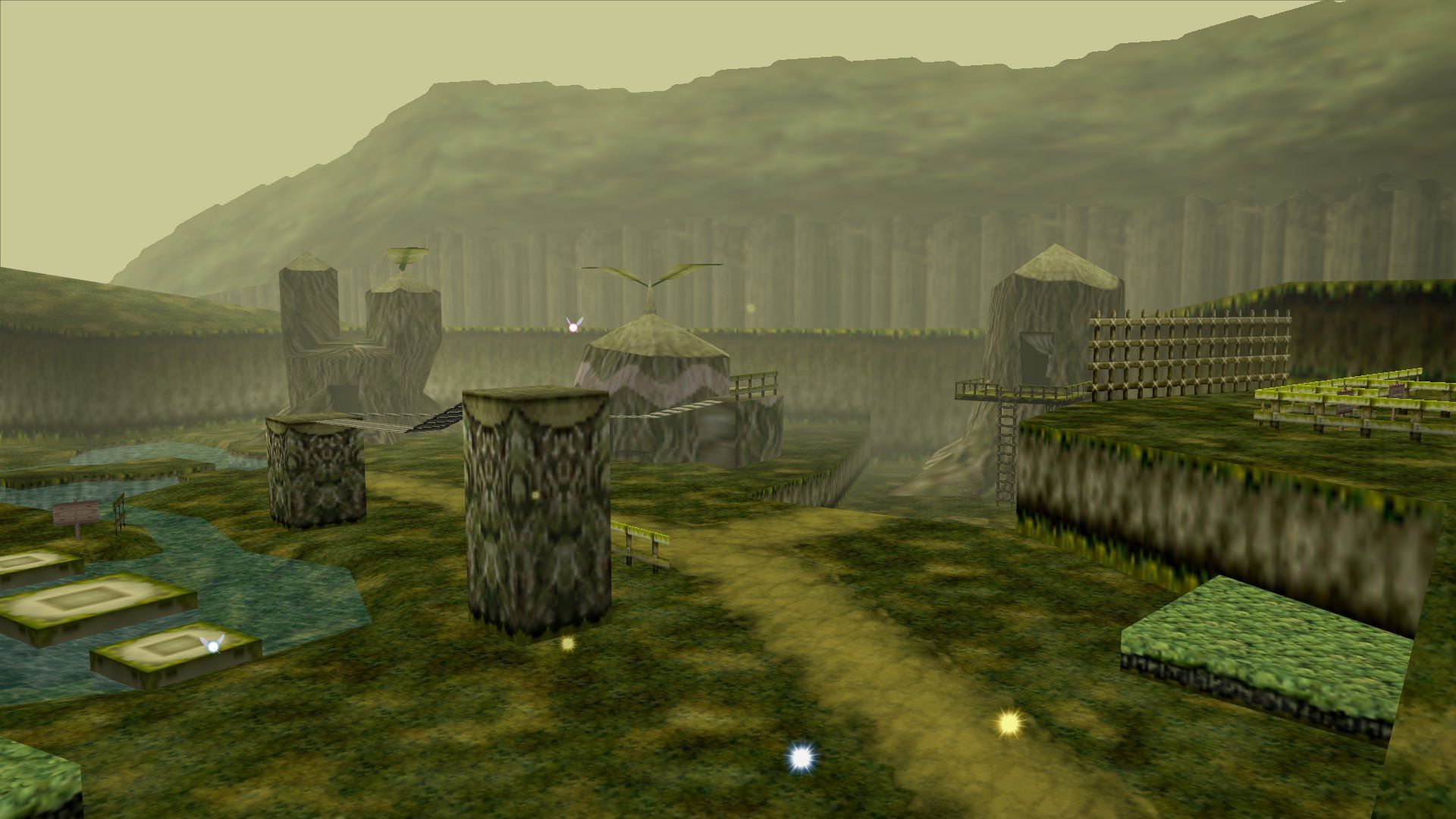 The first video game I've ever played. The Legend of Zelda: Ocarina of Time.