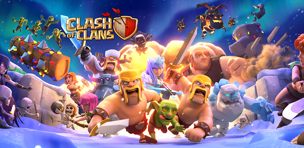 Clash of Clans (Supercell, 2012)