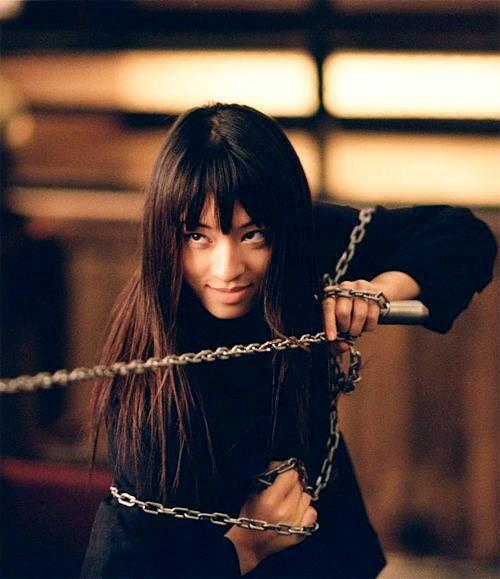 Gogo Yubari - Kill Bill