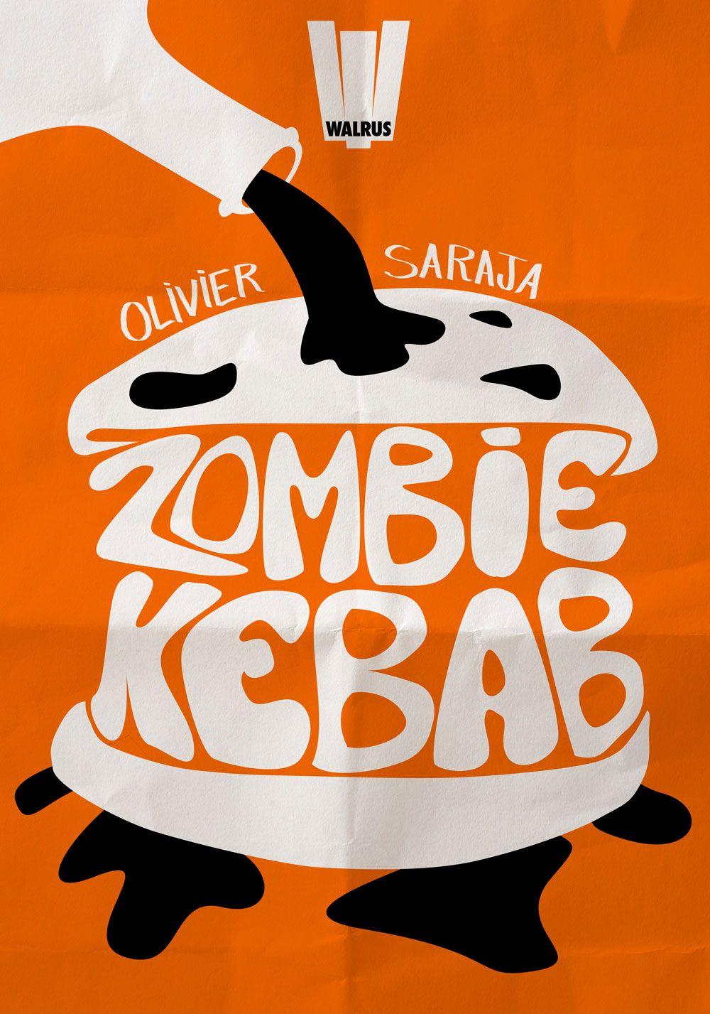 Zombie Kebab d'Olivier Saraja