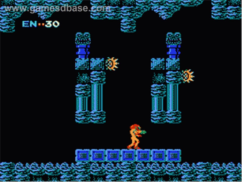 Metroid sur NES
