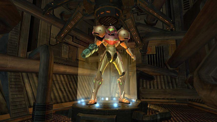 Metroid Prime Fusion sur GC