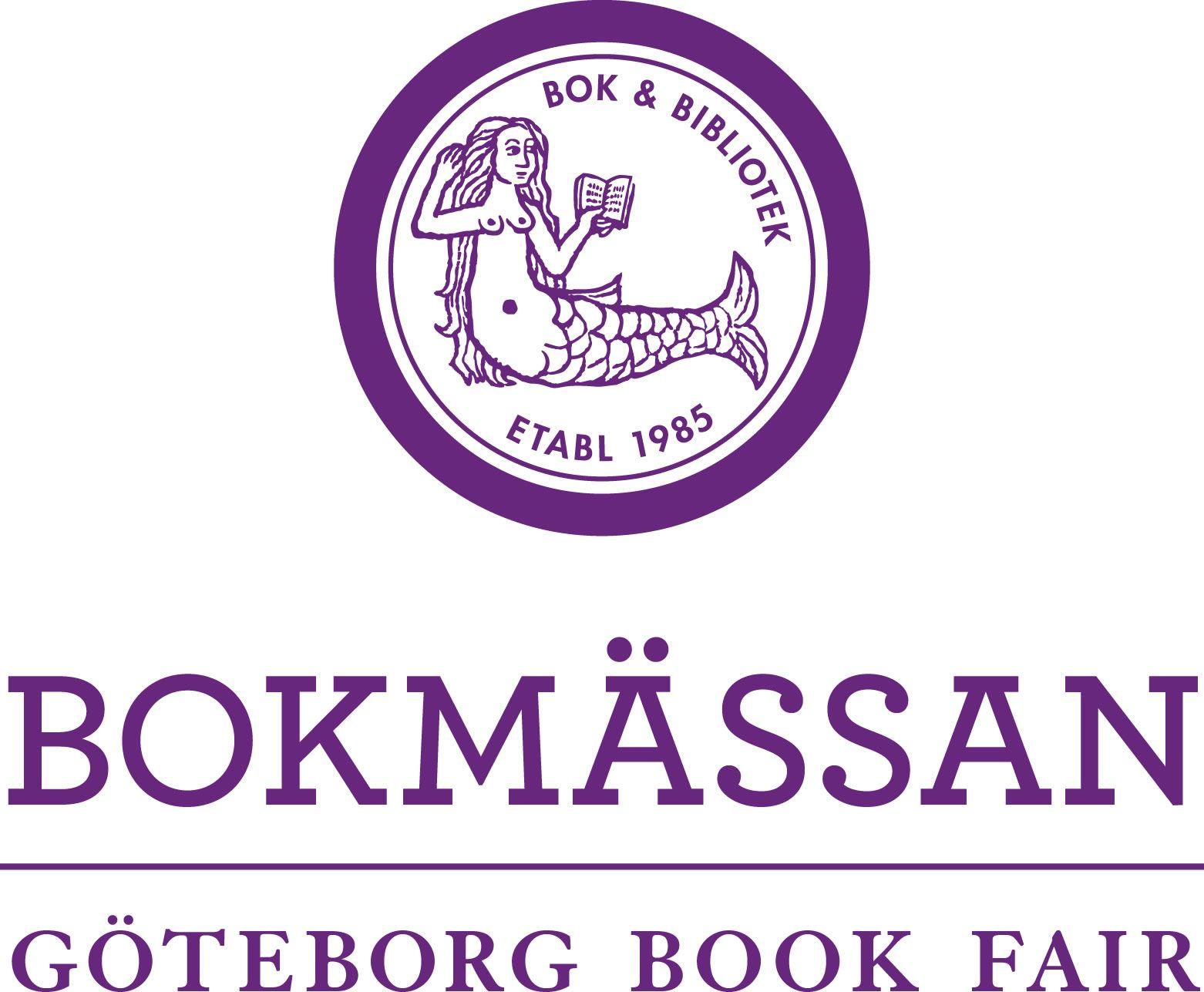 Bokmässans logo