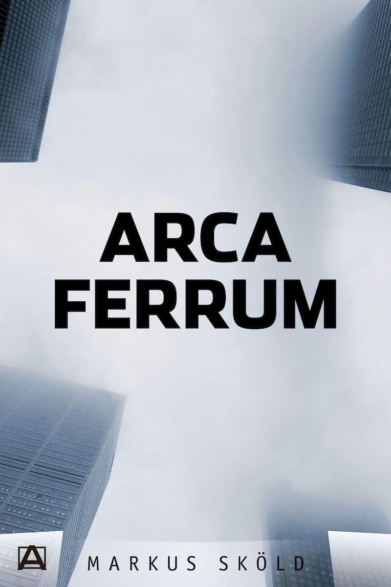 Arca Ferrum, omslag