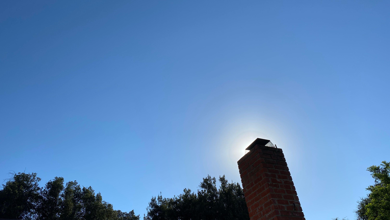 chimney eclipse