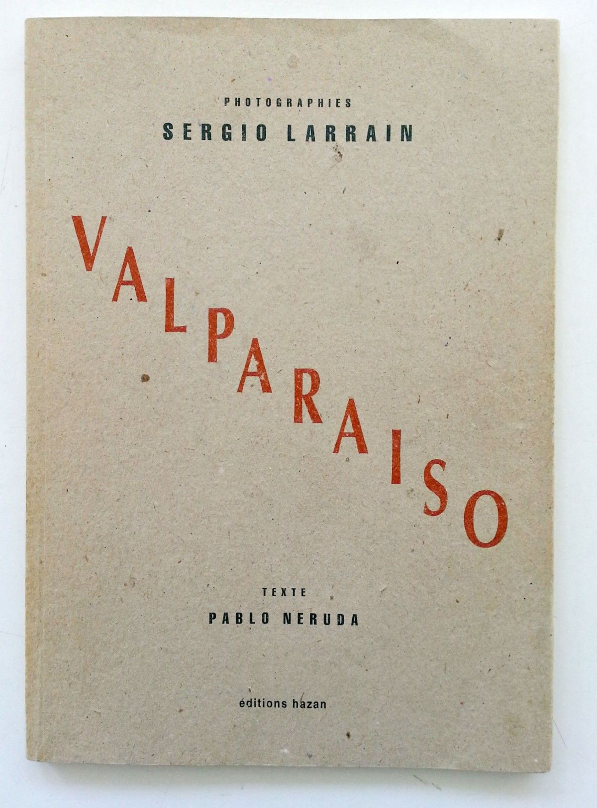 (fig 5.: The cover of the inaugural edition of Valparaiso)