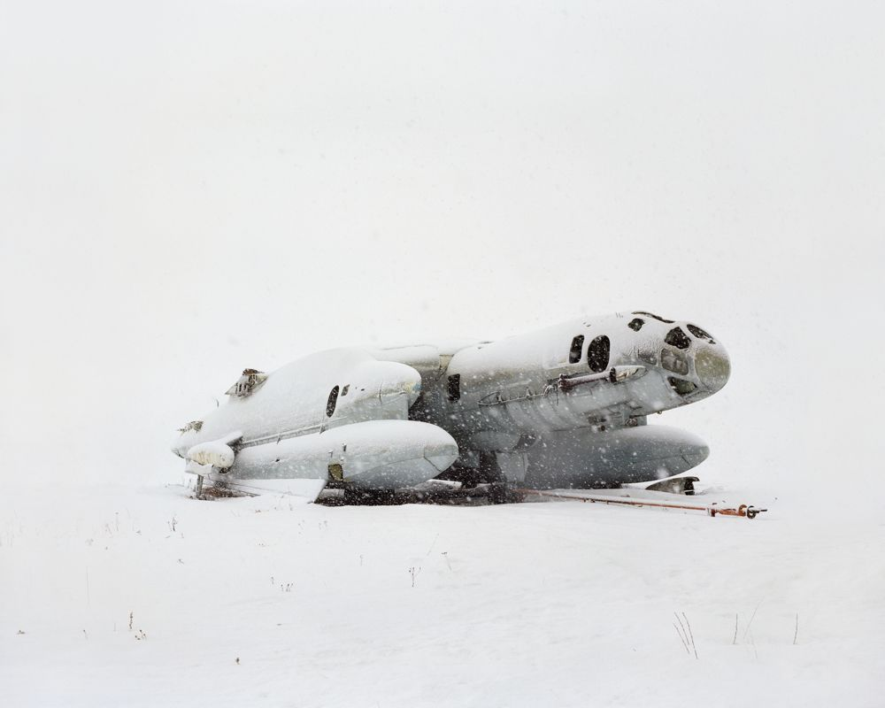 Avion amphibie à décollage vertical VVA 14, Région de Moscou, Russie, 2013