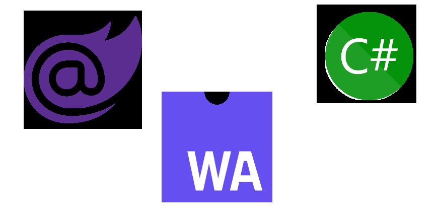 Blazor, run C# code inside web browser