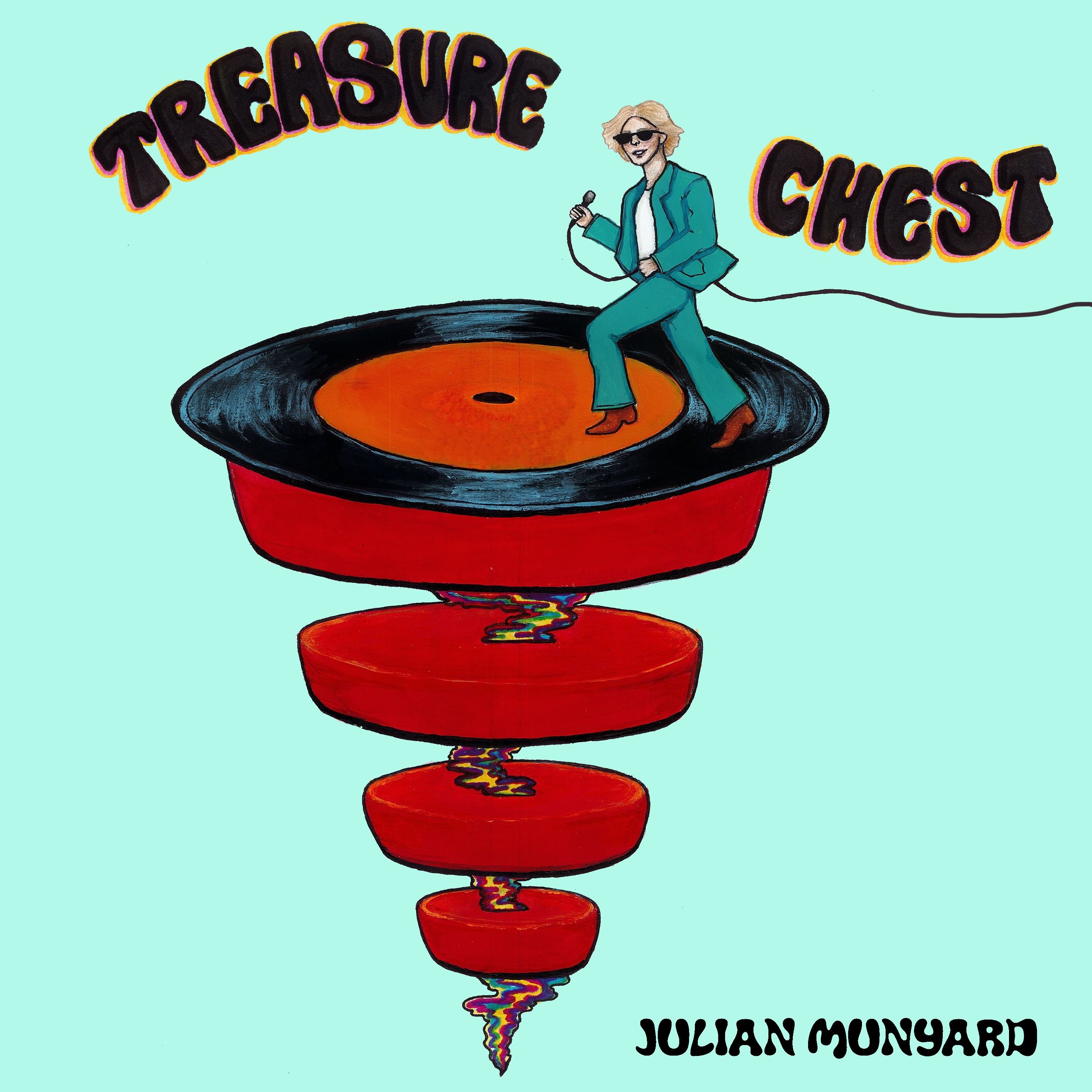 julian munyard treasure chest