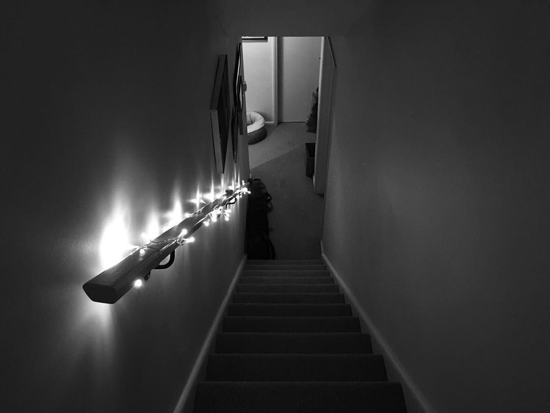 even our stairs are festive 49002493487 o