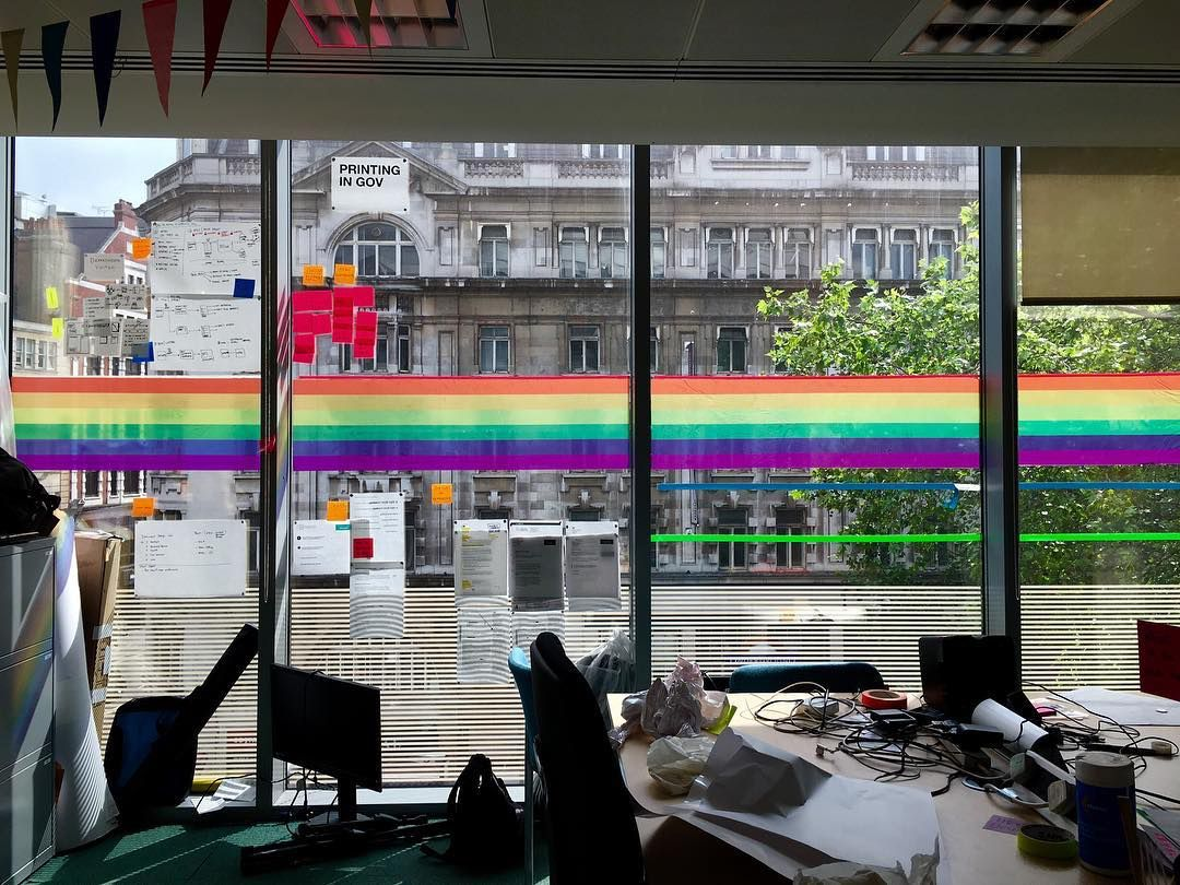 office decorated for pride festival 49002280936 o