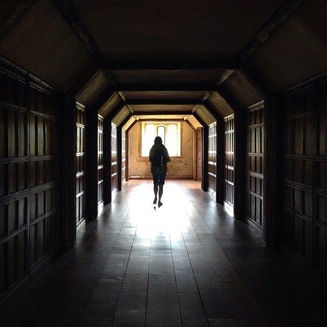 kate in a corridor at barrington court 49001747628 o
