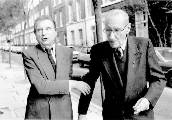 francis bacon and william burroughs