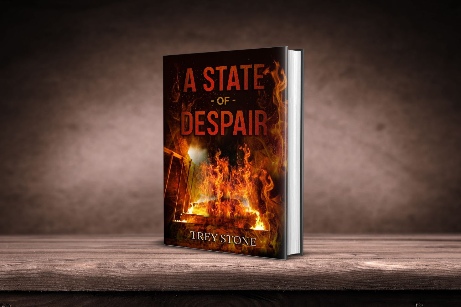 A State of Despair by Trey Stone
