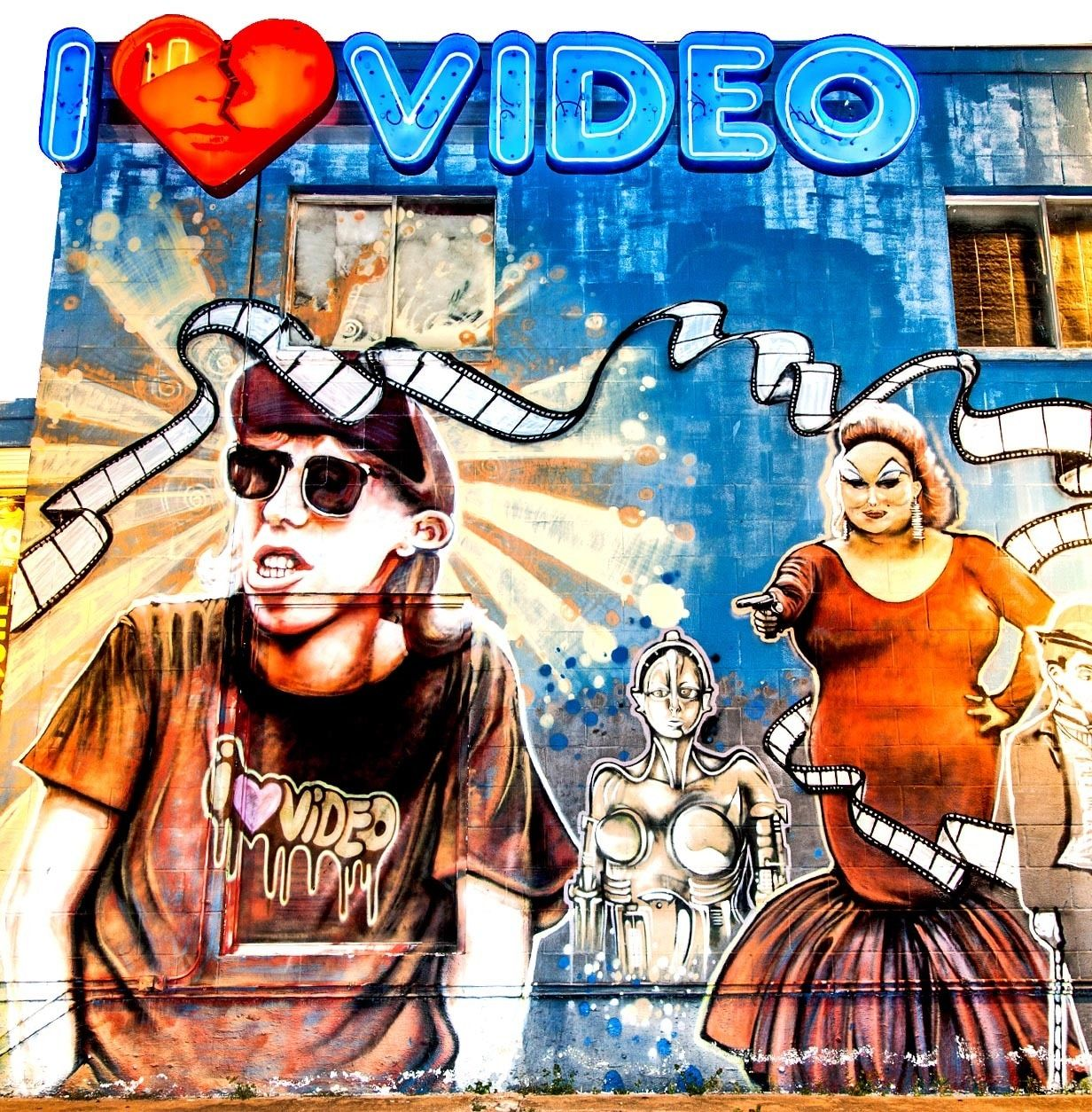 I Luv Video