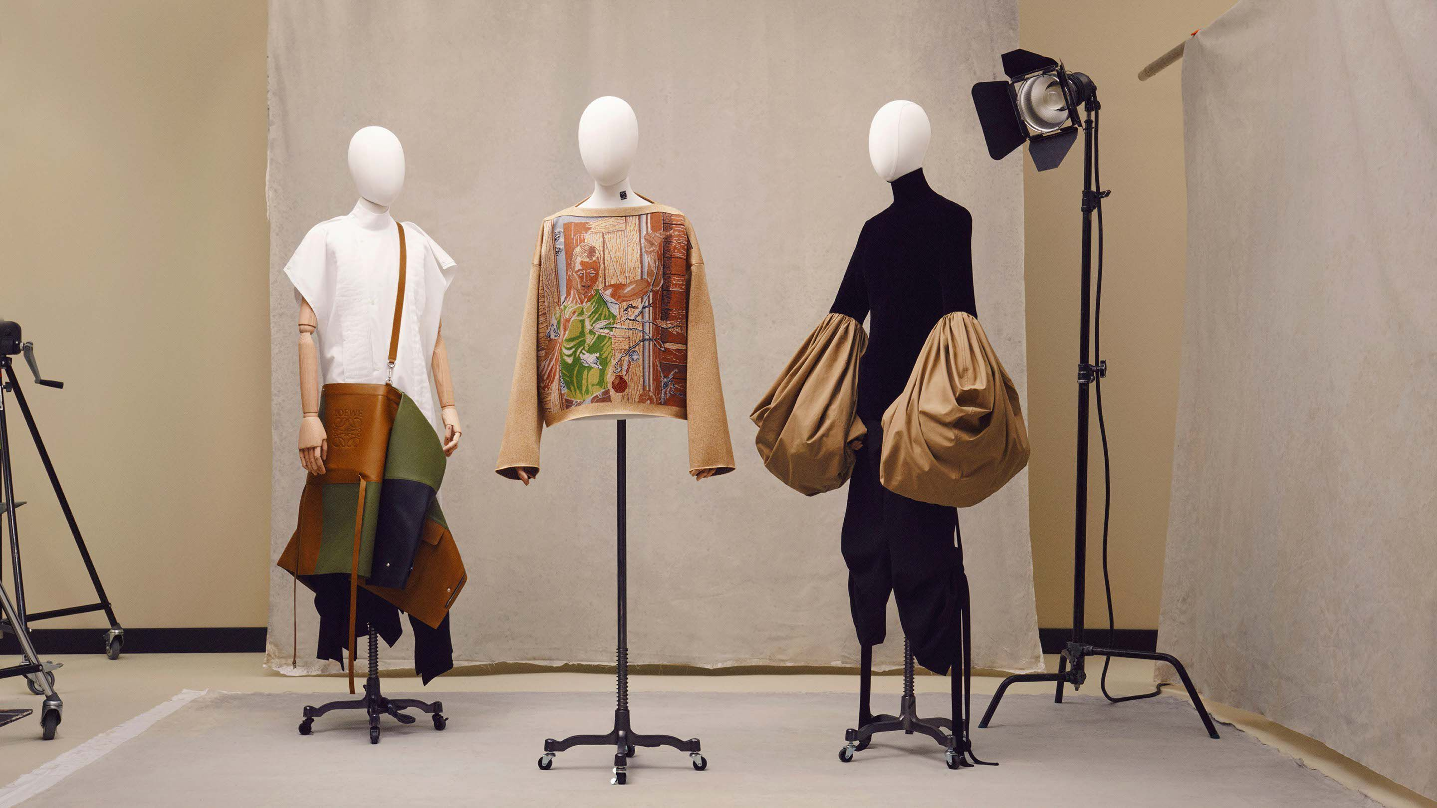 When bag and clothing became one.