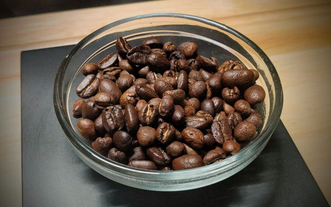 Featured image for Why I Spritz My Coffee Beans